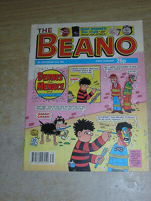 The Beano No 2563 August 31st 1991