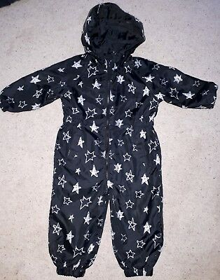 boys star all in one waterproof jacket 1.5-2 years