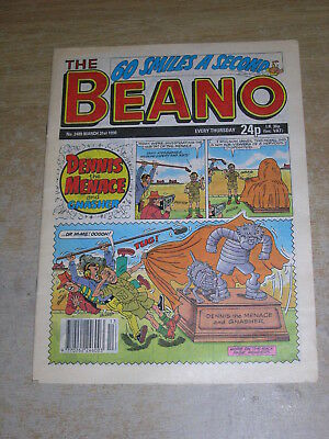 The Beano No 2489 March 31st 1990