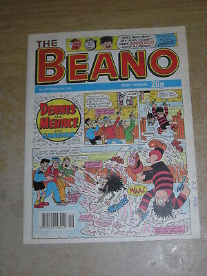 The Beano No 2537 March 2nd 1991