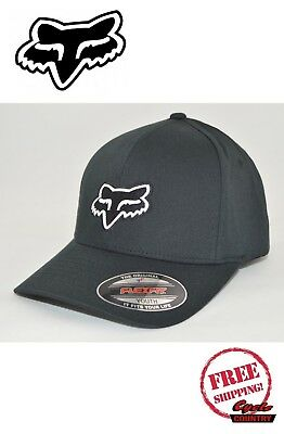 new product 1fd5c 96e8a ... coupon code for fox racing brand hat youth kids flexfit legacy logo  black w white new