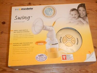 Medela Swing electric Breastpump NEW in original box