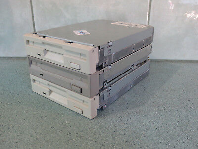 Panasonic Computer PC Floppy Drive 3.5inch 1.44mb - 3 available