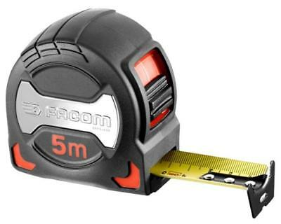 Facom 5m Tape Measure ABS Body 28mm Wide Blade Measuring Rule