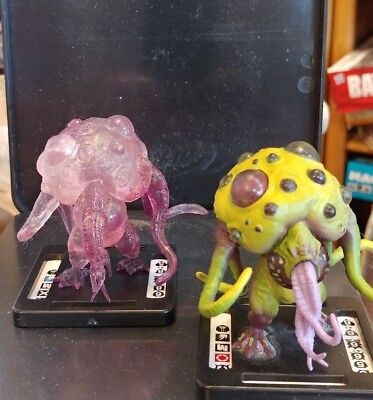 MONSTERPOCALYPSE SERIES 2 I CHOMP NY : Ulgoth & ULTRA Ulgoth #27 AND # 28