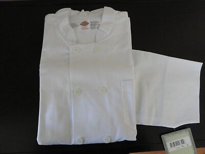 Chef''s Collection Jacket XL White