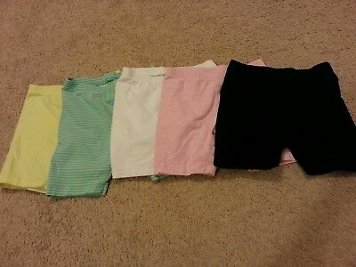 Lot of Circo Girls Shorts 5T Under Dress Shorts