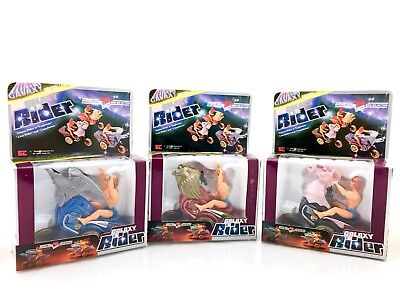 Vintage Masters of the Universe He-Man Bootleg Galaxy Riders New In Box. #368