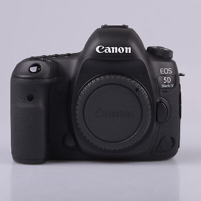 Canon EOS 5D Mark IV Body Only Digital SLR Cameras (Kit box)