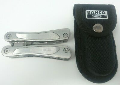 Bahco Multi purpose pocket multi tools