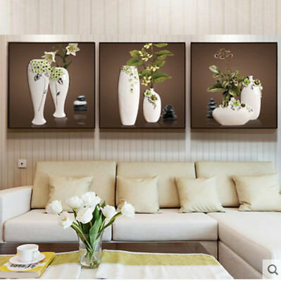 D19   Modern Wall Art Picture Modern Home Decoration Living Room painting Set