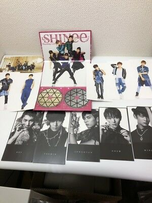 SHINee Girl (First Press Limited Edition A) CD + DVD Free Shipping