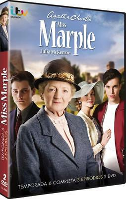 Agatha Christie : Miss Marple - 6ª Temporada