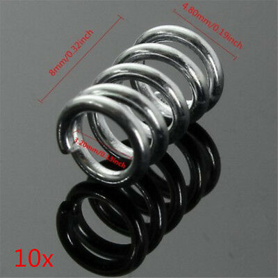 10PCS Spring for 3D Printer Extruder Heated Bed Ultimaker Makerbot Tools