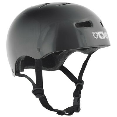 TSG Helm Skate/Bmx Injected Color injected black 2018