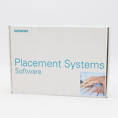 Siemens Placement Systems Software SW WIN XP-SP2+3 Medien Paket V3.4