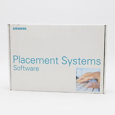 Siemens Placement Systems Software SW eXP-SP2  MC-2.02 Betriebssystem Medien Pak