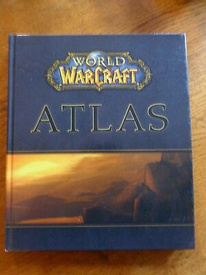 World Of Warcraft Atlas Brady Games Official Strategy Guide