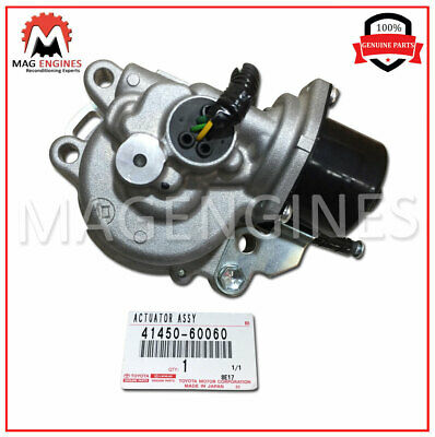 41450-60060 Toyota Genuine Actuator, Differential Lock Shift, No.2 For Lx450