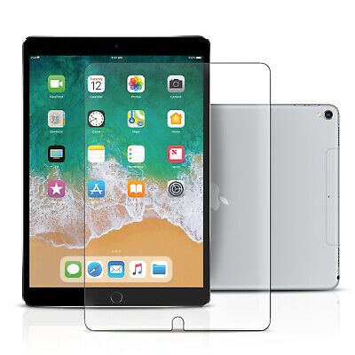 "Tablet Glasfolie Folie Für Apple iPad 9.7"" 2018 Display Schutz Echt Glas 9H"