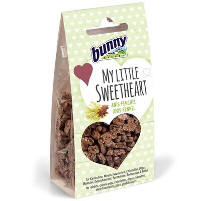Snack complementare roditori gustoso Bunny My Little Sweetheart 30 gr anice