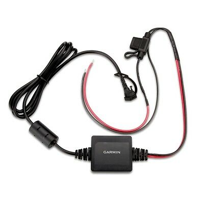 GARMIN MOTORCYCLE POWER CABLE 395/345 - Sat nav accessories