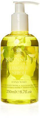Bronnley Lemon & Neroli Hand Wash 250ml
