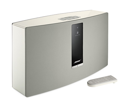 BOSE SOUNDTOUCH 20 Series III wireless music system white (738063 ... d29c6433bf17e