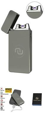 1 Atomic Rechargeable Lighter As Seen On TV Fuel-Free Tactical No Flame USA Gift