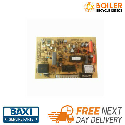 Baxi - POTTERTON PROMAX 15HE & 24HE IGNITION PCB - 241838 -Used