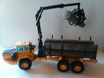 1/50  Joal (Spain) VOLVO A35C ARTICULATED FOREST GRAPPLE SKIDDER #170