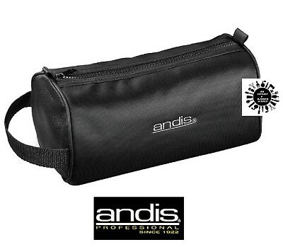 ANDIS BARBER STYLIST ACCESSORY Storage BAG Clipper Blade,Tool CASE Tote Utility