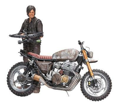 ORIGINAL McFarlane Toys The Walking Dead Figur Daryl Dixon + Bike