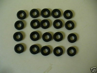 18mm Military Dinky replacement tyres pack of 20  K & R Replicas