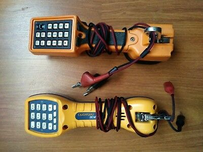 Fluke Networks and Harris Telephone Test set
