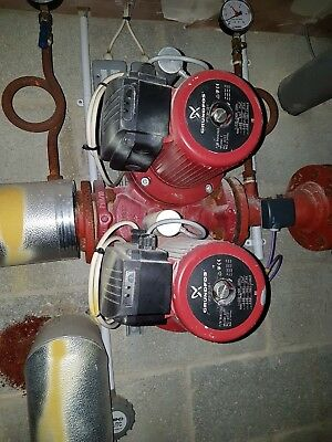 grundfos ups/d 50/120 twin head circ pump