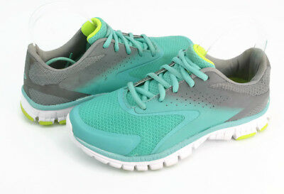 cdce8dab3138 C9 By Champion Women s Turquoise Gray Lace Up Athletic Running Sneakers Size  6.5