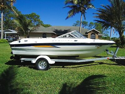 2004 BAYLINER 185 br Mercruiser 4 cyl 3.0L Great Condition