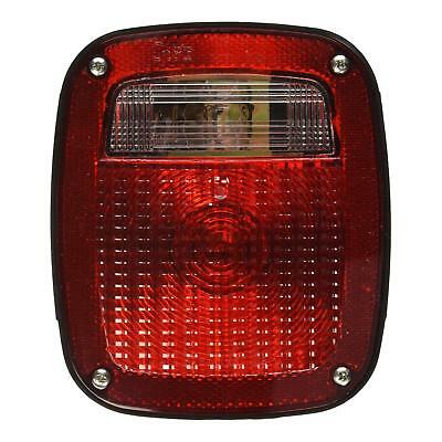 Grote 50912 - Red Torsion Mount Three-Stud GMC Stop Tail Turn Light