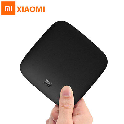 ORIGINAL Xiaomi Mi Box 3 4K International Android TV Box Streaming Media Player