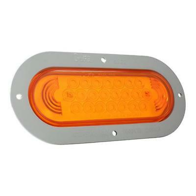 Grote 53593 - Yellow SuperNova Oval LED Stop Tail Turn Lights