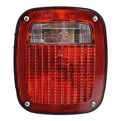 Grote 52912 - Red Torsion Mount Universal Stop Tail Turn Light