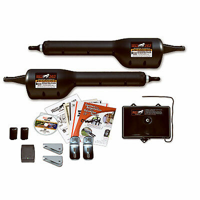 Dual Gate Opener Kit, For Gates 12-Ft. or 300-Lbs.