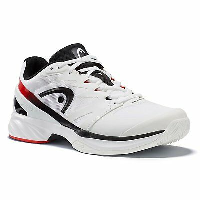 HEAD Men`s Sprint Pro 2.0 Tennis Shoes White and Black -