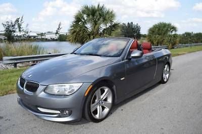 2011 BMW 3-Series 328i 2dr Convertible 2011 BMW 3 Series 328i 2dr Convertible 92,017 Miles Gray Convertible 3.0L I6 Aut