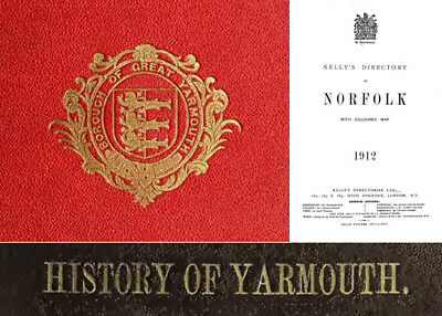 eBooks: 40 of. Great Yarmouth History. Directories Inc, PDF