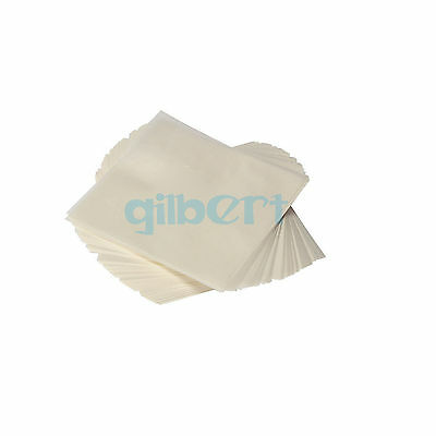 PK500 75x75/100x100/150x150mm Lab Analytical Square Shaped Weighing Butter Paper