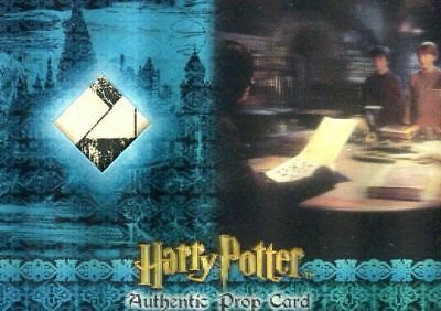 The World of Harry Potter 3D Daily Prophet Incentive Prop Card HP Ci4 #40/56