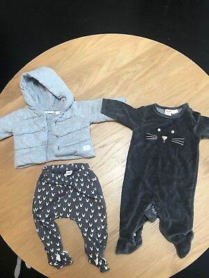 Seed & Country Road 00 3-6 Month Unisex Bundle
