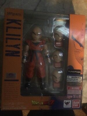 Dragon ball z S.H. figuarts krillin *Brand new*